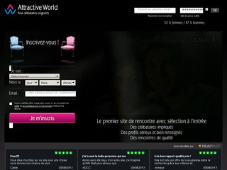 Le meilleur: site de rencontre attractive world