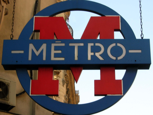 Site rencontre metro paris