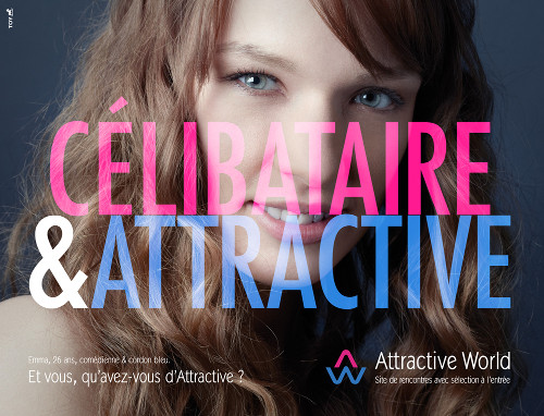Tarif site de rencontre attractive world